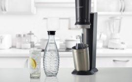 Machine à soda Crystal : mon avis sur ce produit Sodastream